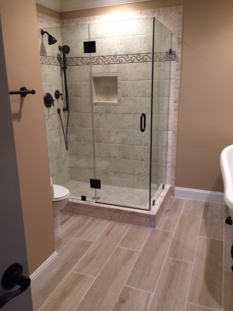 Bathroom Remodel Old Town Alexandria Competitive Painters
