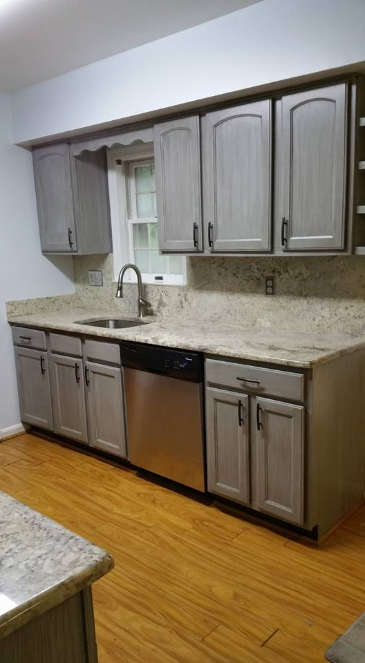 Cabinet Refacing Fairfax Competitive Painters